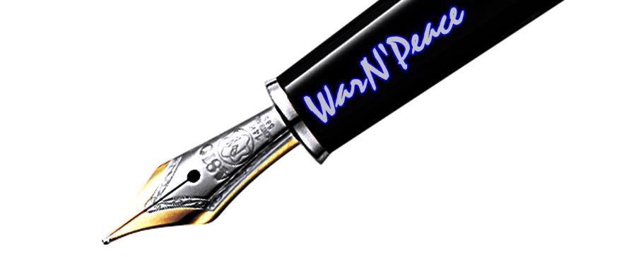 WarN' Peace Writes