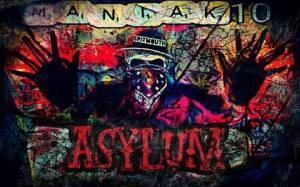 Maniak10 - Asylum (Front Cover)
